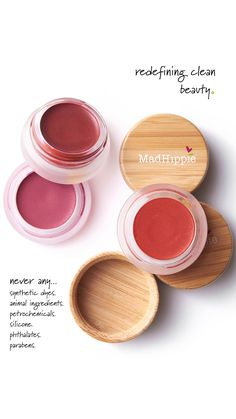 Mineral tinted cheek and lip tint in eco-packaging. Welcome to the revolution #Peace #Love #BeautifulSkin Clean Beauty, Diy Beauty, Beauty Hacks, Beauty Tips, Natural Glow, Natural Makeup, Organic Makeup, Cinnamic Acid, Yves Saint Laurent