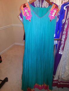 Bluish Green- Front- Size 36