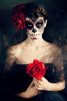 Día de Muertos - Rafaela Frederick by Anna Theodora