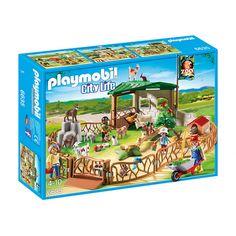 Witajcie w poniedziałek:) Nowa dostawa od Playmobil już u nas!  Zestaw Playmobil 6635 Małe ZOO serii City Life dla Dzieci od lat 4.   4 figurki, zagroda, skała, zwierzątka domowe - trochę ich jest:) oraz dodatkowe akcesoria.  Stwórz swój własny niesamowity świat zwierząt.   Sprawdźcie sami:)  http://www.niczchin.pl/playmobil-city-life/2813-playmobil-6635-male-zoo.html  #playmobil #citylife #zoo #zabawki #niczchin #krakow