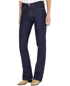 Levi's 415 Relaxed-Fit Bootcut Jeans - Blue