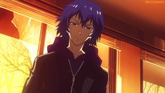 ye ye i make anime gifs Anime Dad, Anime Guys, Manga Anime, Tokyo Ghoul Tumblr, Magical Warfare, Musaigen No Phantom World, Male Character, Ayato Kirishima, Good Anime Series