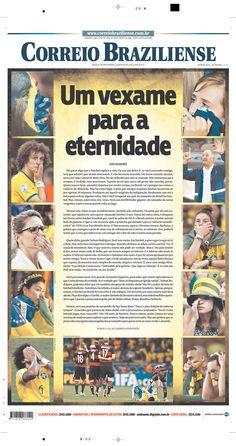 Copa 2014 - Correio Braziliense