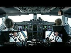 Landing SFO San Francisco Airport OnBoard Airbus A380-800 - YouTube