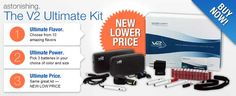 V2 Ultimate Kit available at a new lower price!