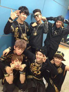 BTS (Bangtan Boys)