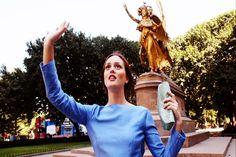 #blair #waldorf #queen #gg #leighton #diva #season #one #1x04 #badnewsblair