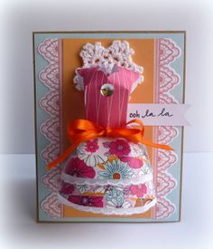 Ooh La La - Craft-Dee BowZ - Scrapbook.com
