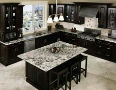 Dream kitchen when I make my fortune from selling wraps OURBODYSHOP.MYITWORKS.COM