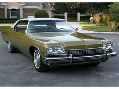 Buick Electra 225 1973.