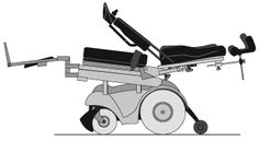 Power recline wheelchairs helps quads w/ pressure relief. Spinal Cord Injury, Wheelchairs, Baby Strollers, Management, Watch, Videos, Tips, Baby Prams, Clock