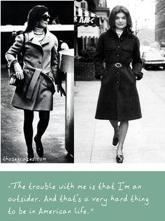 My Style Icon: Jacqueline Kennedy Onassis | ThoseGraces.com