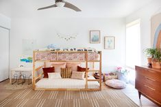 """Check out our web site for even more relevant information on """"modern bunk beds for girls room"""". It is actually an exceptional spot to get more information. Bunk Beds For Girls Room, Bunk Bed Rooms, Little Girl Rooms, Ikea Girls Room, Toddler Beds For Girls, Ikea Bunk Bed, Bedrooms, Modern Bunk Beds, Deco Kids"""