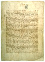 Pêro Vaz de Caminha's letter to Manuel I reporting the discovery of Brazil, 1500