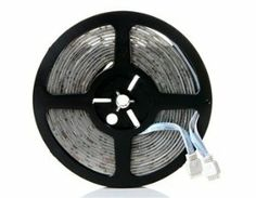 SMD 5050RGB Water Resistant Full Color 150 LED 5m Flexible Light Strip by QLPD. $132.00. This light strip is suitable for the decoration of buildings, homes, KTVs, cars, etc.