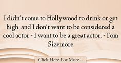 Tom Sizemore Quotes About Cool - 11075