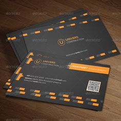 25 construction business card template psd and indesign format construction business card template psd and indesign format graphic cloud wajeb Image collections