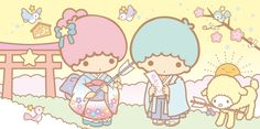 Sanrio: Little Twin Stars:)