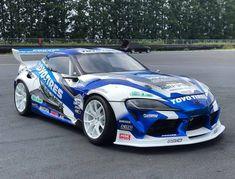 New Toyota Supra, Drift Trike, Drifting Cars, Tuner Cars, Car Humor, Custom Cars, Concept Cars, Mazda, Race Cars