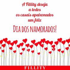 Por um dia cheio de amor... ❤️❤️❤️ #fillity #diadosnamorados #diadosnamoradosfillity