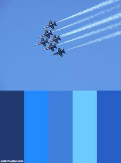 Fleetweek Oct 06 052 Color Scheme