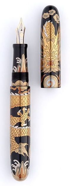: NAKAYA Fountain Pen, Japan 中屋万年筆. Source: Nakaya.org.