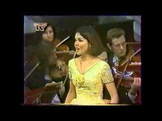 Anna Netrebko - Caro Nome 1999 - Thank you, Idunno myname and YouTube