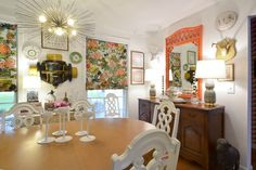 Thomas & Tara's Eclectic Collected Home in Nashville