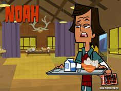 pictures from total drama island | Noah - Total Drama Island Wallpaper (2022847) - Fanpop fanclubs