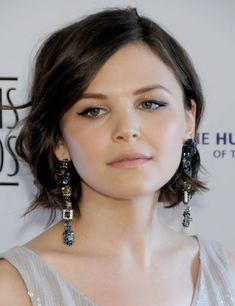Ginnifer Goodwin - does she ever have a bad hair day? Popular Short Hairstyles, 2015 Hairstyles, Pixie Hairstyles, Pixie Haircuts, Shaved Hairstyles, Undercut Hairstyles, Short Hair Cuts, Short Hair Styles, Pixie Cuts