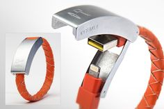 Cabelet Charging Bracelet By Kyte and Key