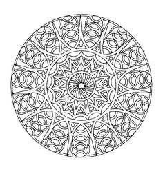 Free mandala difficult adult to print 8From the gallery : Mandalas