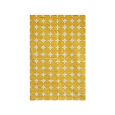 Bakul 5x8 White/Yellow now featured on Fab.