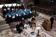 Sacrae Passionis Concentus 2015, ad Assisi con la Cappella Musicale