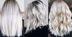 Platinum Blonde Hair, Hair Makeup, Long Hair Styles, Anniversary, Beauty, Hair, Long Hairstyle, Party Hairstyles, Long Haircuts