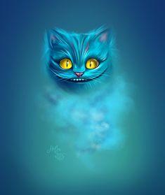 Cheshire Cat Wallpaper, Cheshire Cat Art, Cheshire Cat Quotes, Cheshire Cat Tattoo, Chesire Cat, Alice And Wonderland Tattoos, Cheshire Cat Alice In Wonderland, Los Muertos Tattoo, Cat Tattoo Designs
