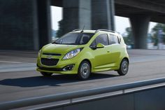 2013 Chevrolet Spark Will Start at $12,995