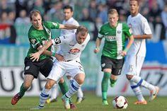 Klub verlängert Vertrag mit Defensivspieler bis 30. Juni 2016 +++  Strifler bleibt Armine