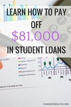 how to pay back student loans quickly