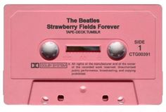 diagnosed-with-beatlemania:    tape-deck:    The Beatles - Strawberry Fields Forever
