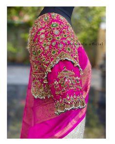 Simple Saree Designs, Fancy Blouse Designs, Bridal Blouse Designs, Hand Work Blouse Design, Stylish Blouse Design, Pattu Saree Blouse Designs, Embroidery Neck Designs, Designer Blouse Patterns, Latest Updates