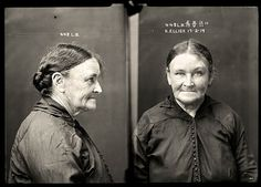 Kate Ellick, criminal record number 448LB, 17 February 1919. Kate Ellick had no family to support her and no fixed address. In the early 20th century employment options were limited for women of her age and there was no aged pension. Ellick was homeless when arrested in Newcastle and was sentenced under the Vagrancy Act to three months in prison. Charged with: vagrancy. DOB: 1860, Murrurundi. From: Maitland.