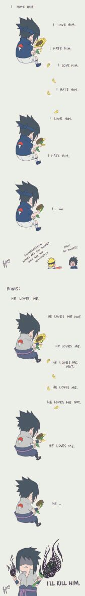 So cute.. Sasukee #SasuNaru