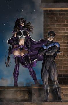 Imaginary Gotham - The art of Batman and his Universe. Arte Dc Comics, Batwoman, Nightwing, Batgirl, Gotham, Dc Comics Girls, Univers Dc, Batman Universe, Dc Universe