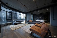 Open-minded Apartment in Kiev by YoDezeen