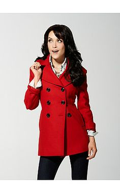 Chic Winter Coats Women : Women Coat Winter Black | Chic Winter ...