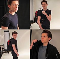 Tom Holland is beyond adorable