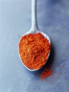 warm colors, paprika, orang, color combos, blue