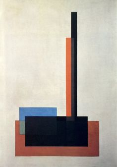 Composition C VIII Laszlo Moholy-Nagy 1922