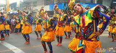 Cagayan de Oro Carnival Parade Clash of Festive Acts and Carnival Queens National High School, Festive, Queens, Acting, Carnival, Costumes, Activities, Fashion, Cagayan De Oro